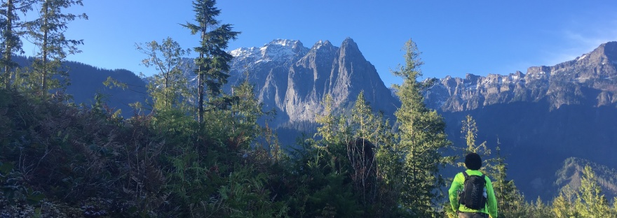 Heybrook Ridge, Central Cascades