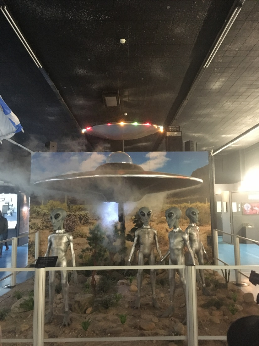 UFO Museum, Roswell, New Mexico