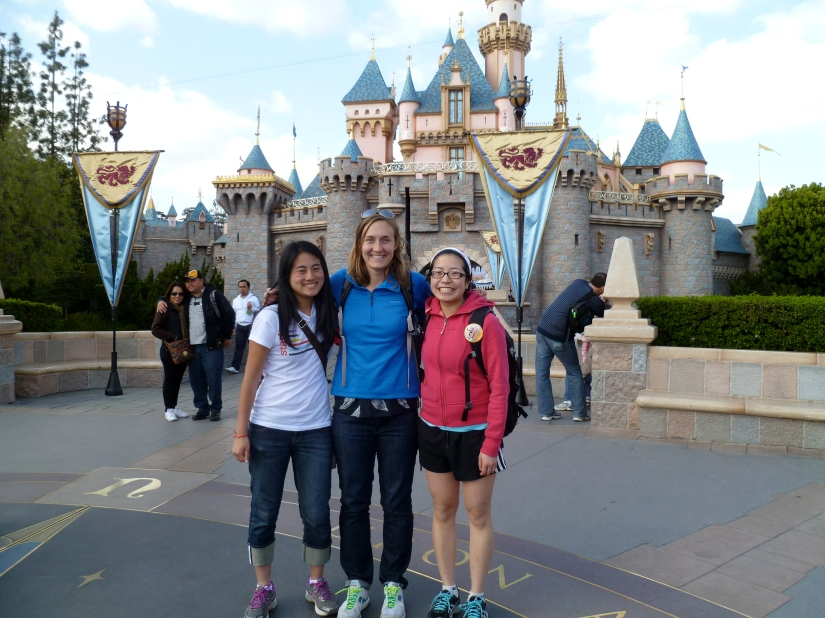 Leap Day 2012, Disneyland